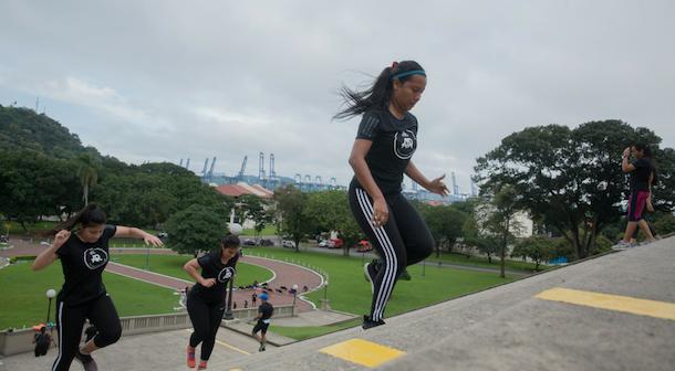 Correr contribuye a tener una mejor salud mental