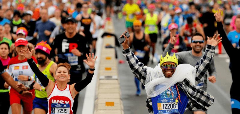 Información para corredores Maratón de Nueva York 2019