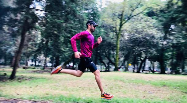 Jean Paul Leroux: Correr es una manera de celebrar la vida
