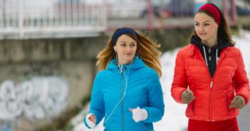 Medidas para correr en climas de frío intenso