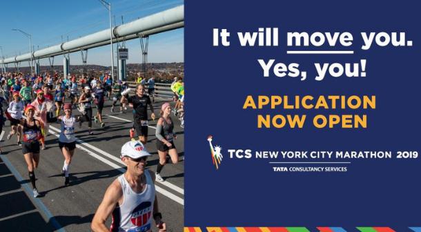 Inscripciones Maratón de Nueva York 2019