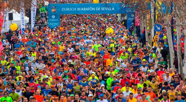 Maratón de Sevilla 2020 volverá a ser campeonato de España