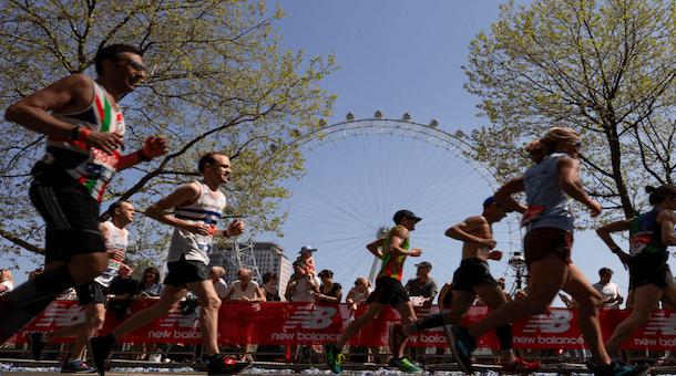 Foto: Virgin Money London Marathon
