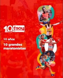 10 perfiles de corredores élite de maraton