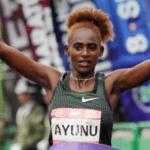 En damas lo hizo la etíope Ayelu Abebe Hordofa