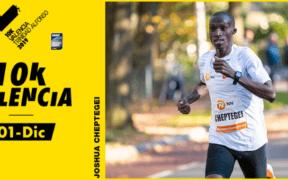 El atleta ugandés intentará bajar el mejor registro mundial (26:44) en una carrera de 10K el próximo 1 de diciembre