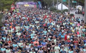 Maratón de Medellín 25 años