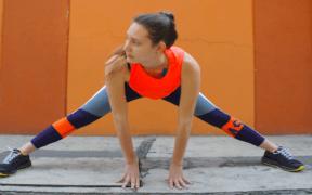 Tipos de estiramientos para corredores