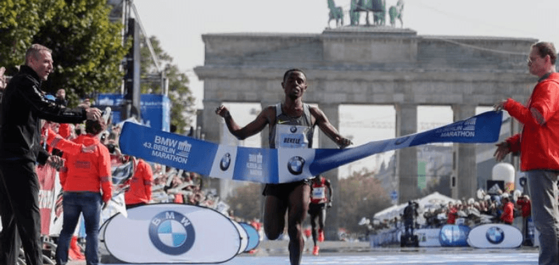 Bekele participará por tercera ocasión en el Maratón de Berlín