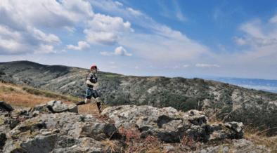 El Trail Fonts del Montseny,en España es muy concurrido