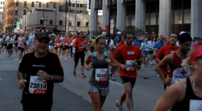 Maratón de Chicago 2010