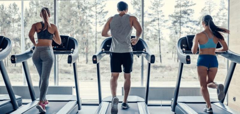 Consideraciones para el uso del treadmill