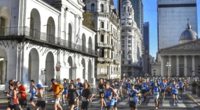 Maratón Buenos Aires 2019
