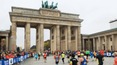 Maratón de Berlín 2019