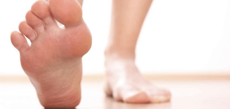 Dolor en el talón al correr o caminar