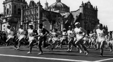 Maratón Olímpico de México 1968