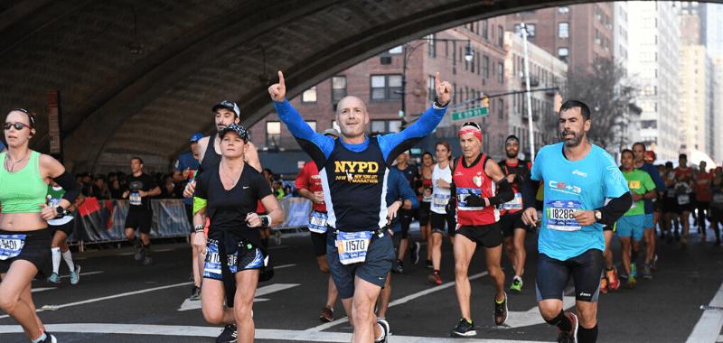 Maratón de Nueva York una experiencia visual