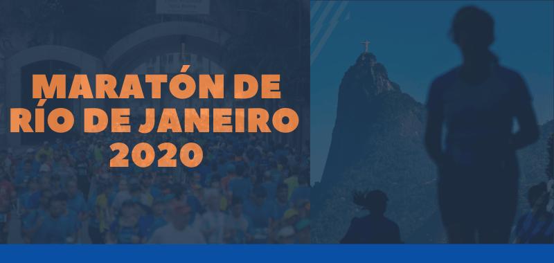 Maratón Internacional Río de Janeiro