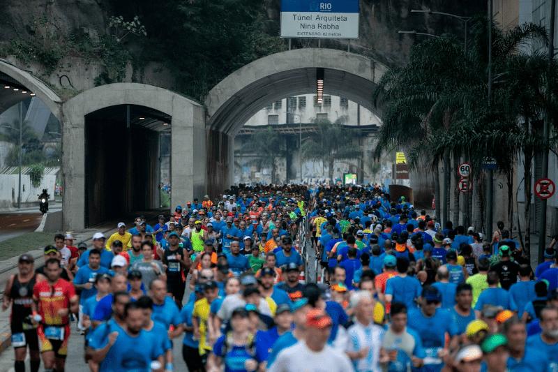 Maratón Internacional de Río de Janeiro