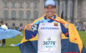 El ecuatoriano Geovanny Romero