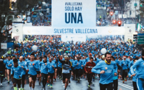 La San Silvestre Vallecana se celebra el 31 de diciembre
