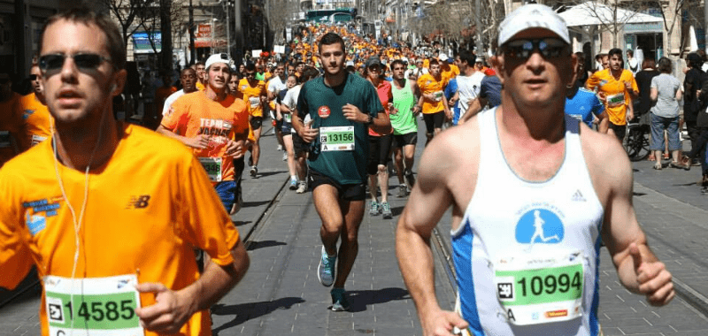 Maratón de Jerusalén: Guía para el corredor