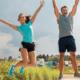 Correr un maratón mejora la edad de las arterias