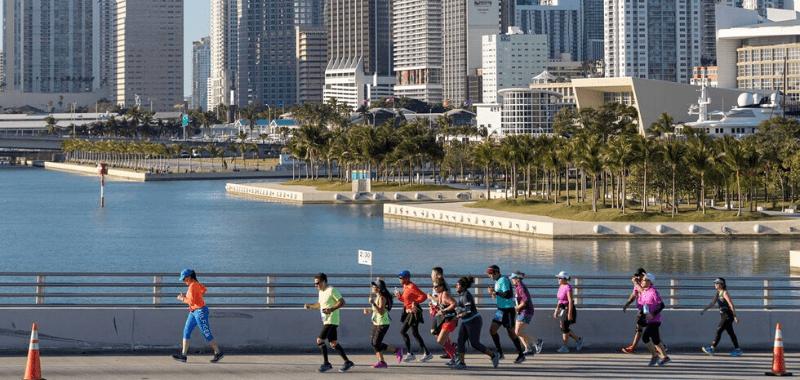Maratón de Miami modifica su fecha