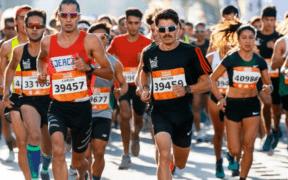 Postergado Maratón de Santiago