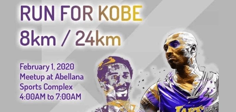 Running for Koby se hará en Filipinas