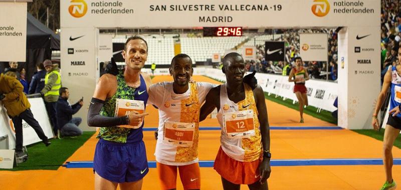Los ganadores de la San Silvestre Vallecana