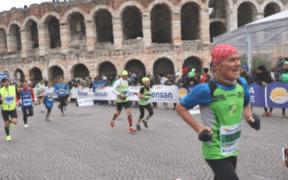 Recorrer Verona en la media Maratón Romeo y Julieta