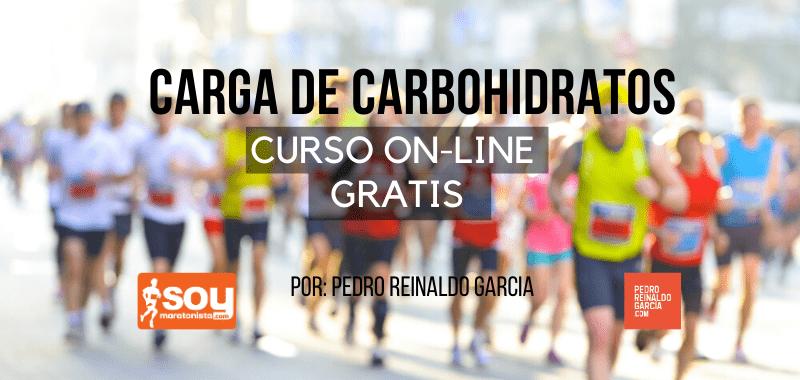 Carga de carbohidratos por Pedro Reinaldo García para Soy Maratonista