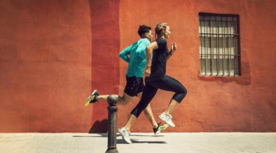 Correr en pareja