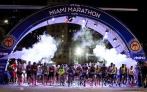 Tanzano Saidi Juma y peruana Aydee Loayza ganan Maratón de Miami 2020