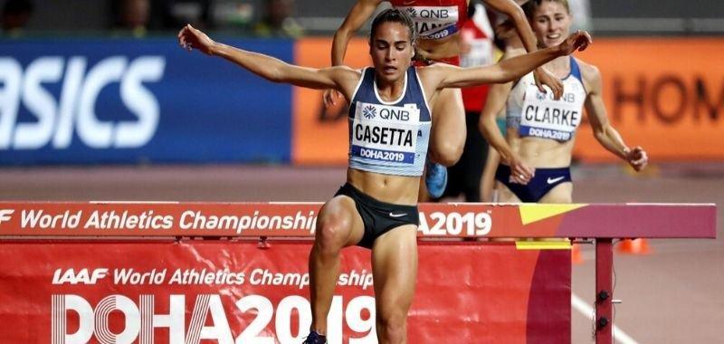 Belén Casetta entrena en Kenia por Soy Maratonista