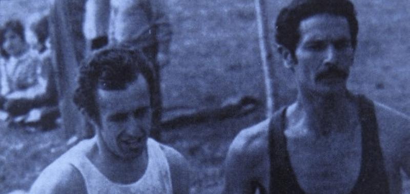 Primer fondista suramericano en ganar Maratón de Boston llega a sus 80 años