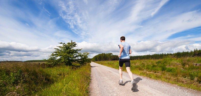 Correr solo en tiempos de Covid-19