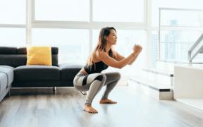 Entrena en casa: Leg extensio VS sentadillas por Soy Maratonista