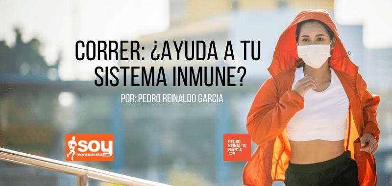 Correr: ¿Ayuda a tu sistema inmune? por Soy Maratonista