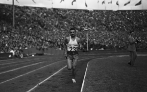 Maratón Olímpico 1948 por SoyMaratonista