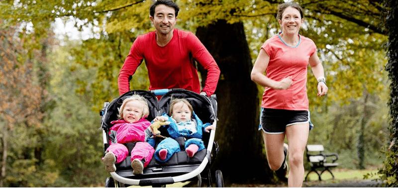 Consejos para padres runners