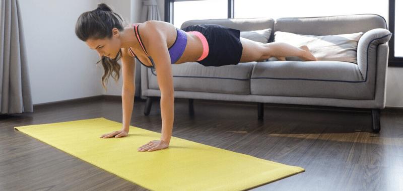 Opciones de ejercicios con el peso corporal por SoyMaratonista