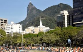 Suspendido medio maratón de Río
