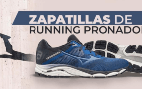 Zapatillas running pronadoras por SoyMaratonista