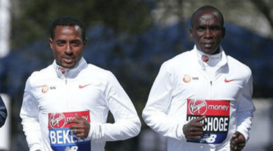 Confirman la participación de Kipchoge y Bekele en el London Marathon Virgin Money