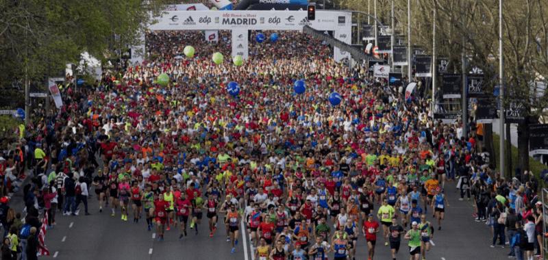 Suspendido Maratón de Madrid