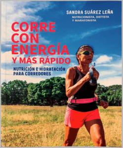Libro Portada Sandra Suarez Soymaratonista