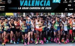 Edición Elite de Maratón de Valencia