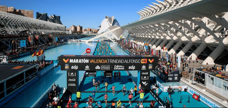 Maratón de Valencia cancelado por SoyMaratonista